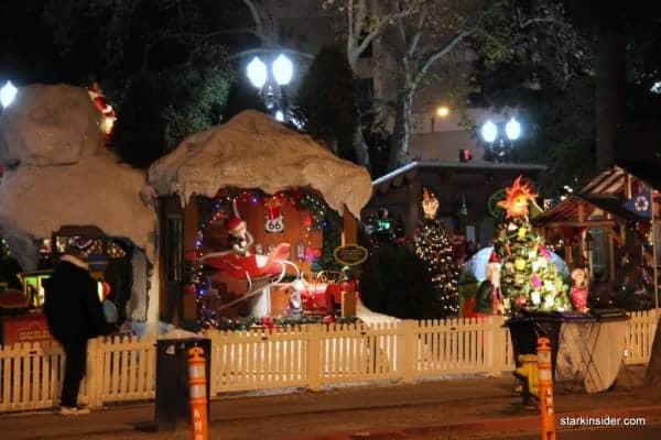San Jose In Photos Christmas In The Park Stark Insider