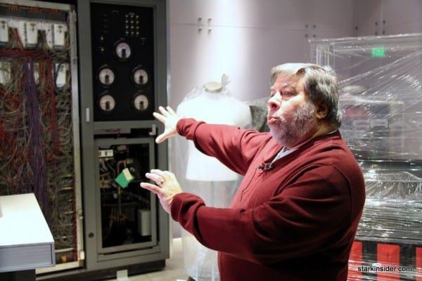 Steve Wozniak - Personal Tour of Computer History