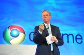 """""""Moore's law... the disks are that much faster, the networks are more reliable..."""""""