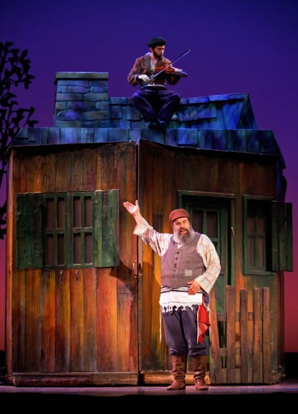 "John Preece as ""Tevye"" in Broadway San Jose presents FIDDLER ON THE ROOF March 15-20, 2011 at the San Jose Center for Performing Arts.  © 2010, CAROL ROSEGG"
