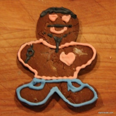 Pimp My Gingerbread, by Wendy Kao