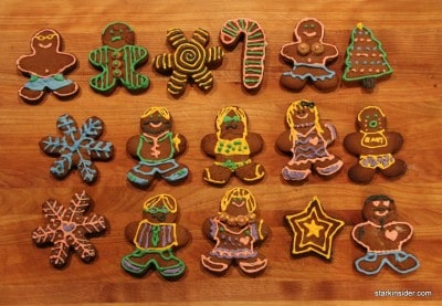 Gingerbread Design Collection 2010, Wendy Kao