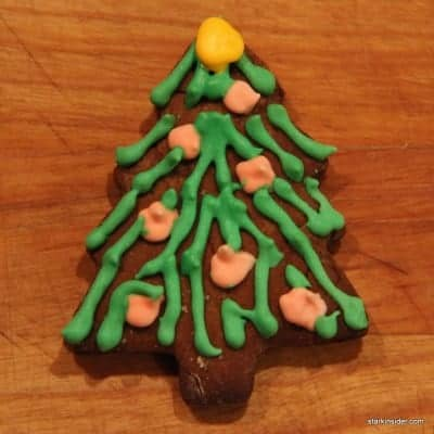 Oh Christmas Tree, by Loni Kao Stark