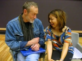 James Carpenter talks with Loni about acting, The Creature, his father, and life on the stage.