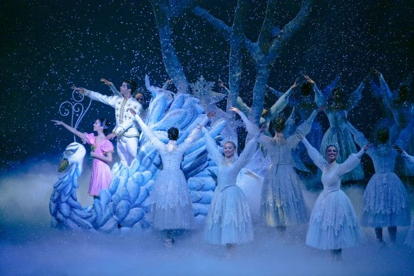 The Nutcracker - Ballet San Jose. Photo by John Gerbetz.