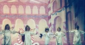 Children perform The Nutcracker