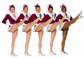 Radio City Rockettes.