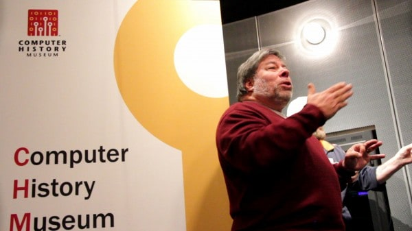 Computer History Museum - Steve Wozniak