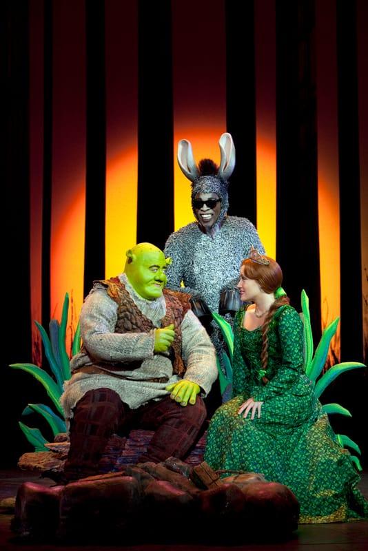 Shrek the Musical comes to San Jose