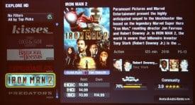Vudu Iron Man 2