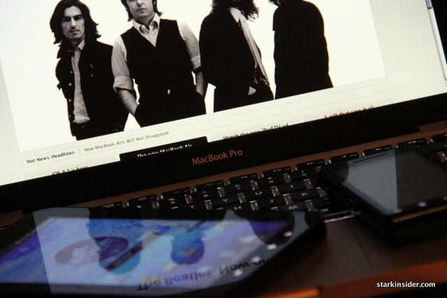 iPad Air - as big as The Beatles?