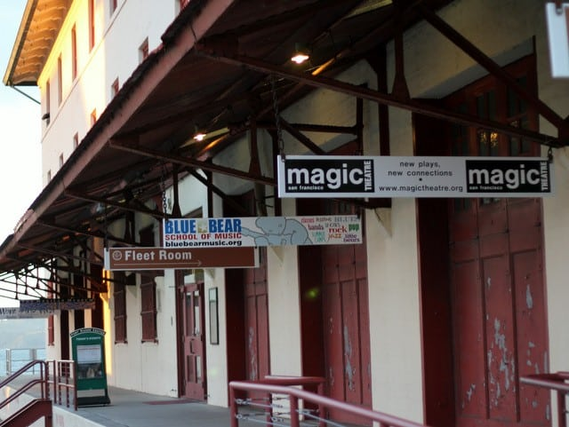 Magic Theatre - San Francisco