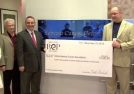 San Jose Rep donates to Sobrato Cancer Research