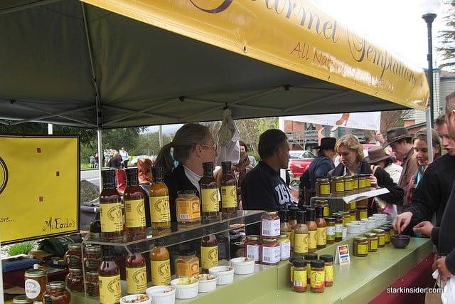 Taste of Yountville, Napa Mustard Festival