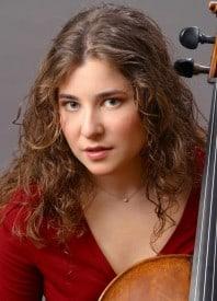 Alisa Weilerstein. Photo by Christian Steiner.