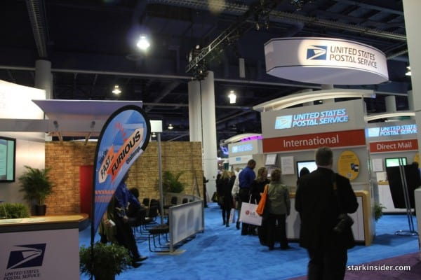 Want to find a USPS location with no line? Go to CES.