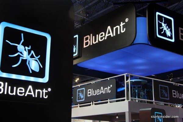 BlueAnt? Who's BlueAnt?