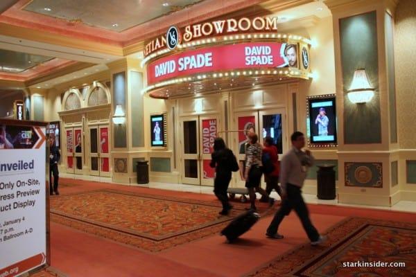 David Spade Vegas