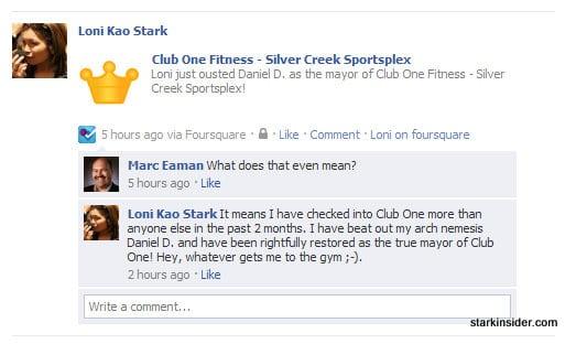 Mayor of Club One