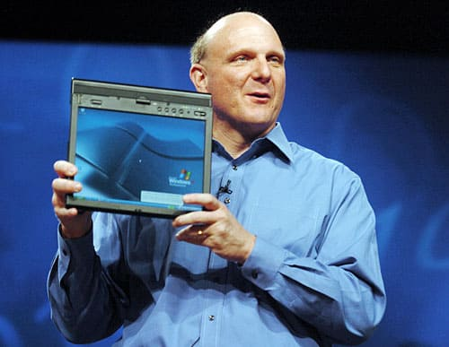 Microsoft Tablet?