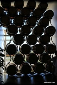 Sonoma Barrel Window