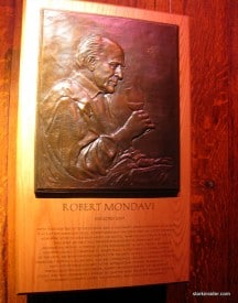 Robert Mondavi - Vintners Hall of Fame