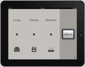 iPad on the Wall - WallTimes