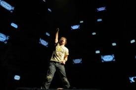 Tony Award-winner John Gallagher, Jr. stars Green Day's American Idiot, staged by Tony-winning director Michael Mayer at Berkeley Rep.