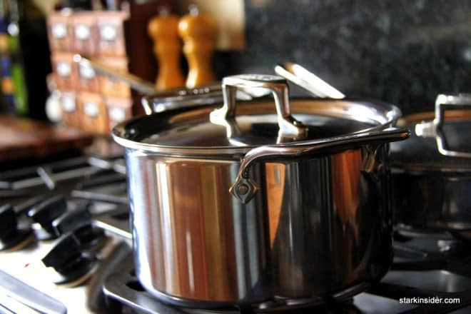 All-Clad d5 soup pot
