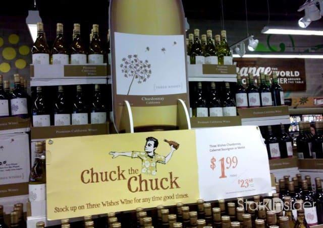 Chuck Chuck Whole Foods