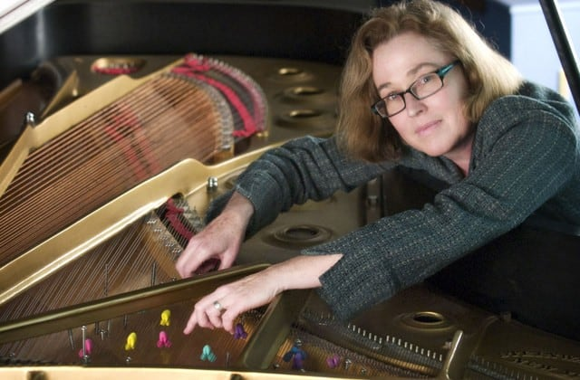 Cindy Cox, composer, University of California, Berkeley