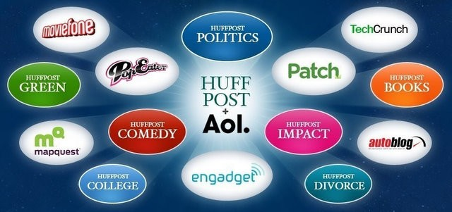 AOL acquires Huffington Post for $315M