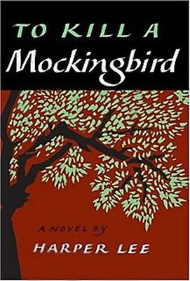 To Kill a Mockingbird by Harper Lee - First edition cover, late printing