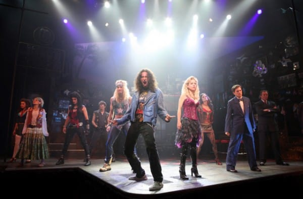 Rock of Ages - San Francisco