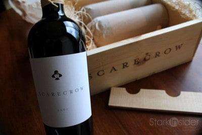 2007 Scarecrow Cabernet Sauvignon Blanc
