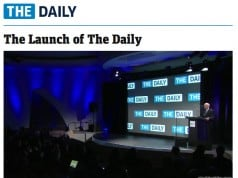 The Daily Launch New York