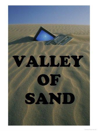 Valley of Sand - Trevor Allen