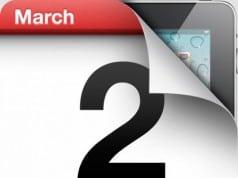 Apple iPad 2 March 2, 2011