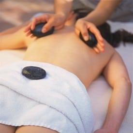 Hot Riverstone Massage