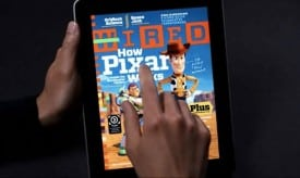 Wired magazine on Apple iPad