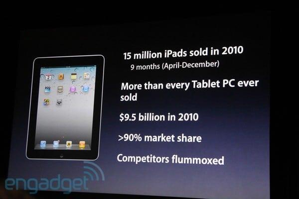 Apple iPad 2 launch San Francisco