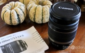 Canon 18-200mm lens - modest workhorse