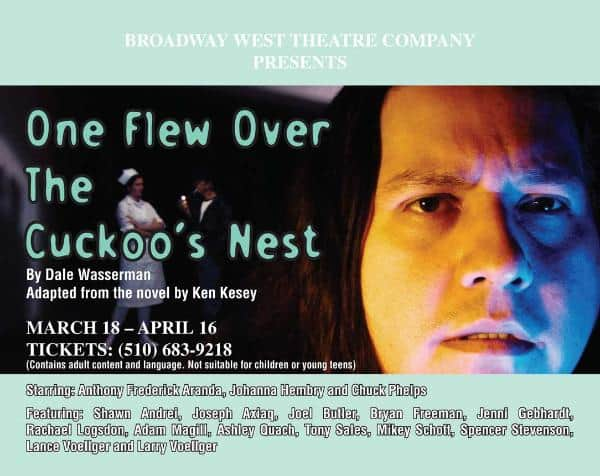 Broadway West Theatre - One Flew Over The Cuckoo's Nest