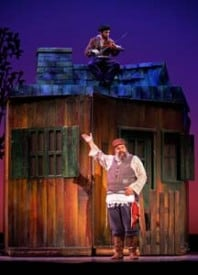 Tevye and the Fiddler