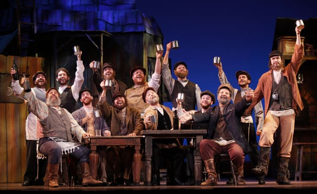 Theater Review Fiddler On The Roof At Broadway San Jose