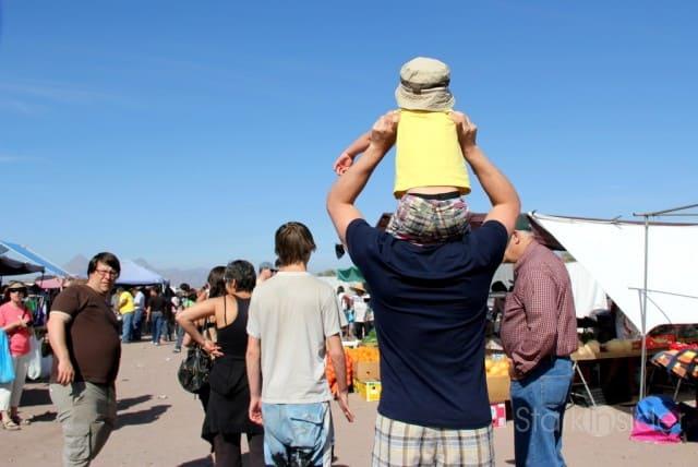 Farmers Market Loreto, Baja California Sur