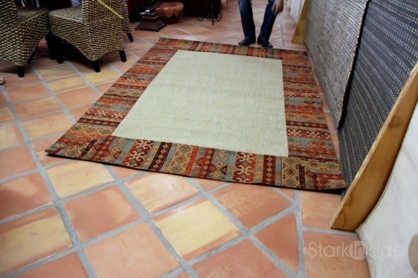 Would you buy this rug?