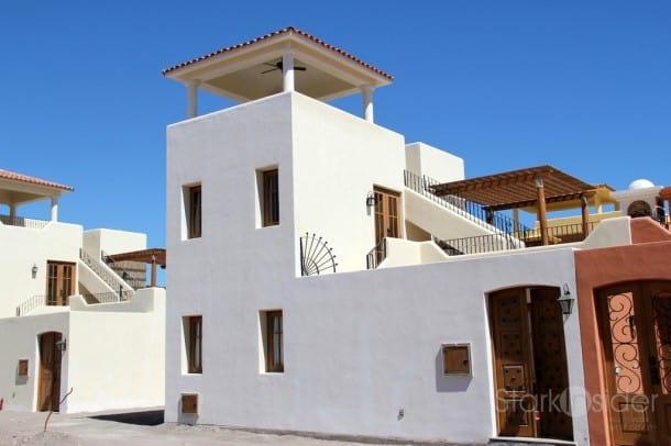 Casa Del Largarto Azul