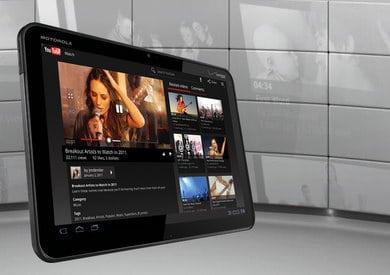 Motorola Xoom on Verizon