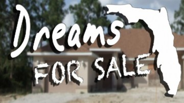 """Festival-of-Films.com's New Filmmaker Showcase debuts Raymond A. Schillinger's 2010 film """"Dreams for Sale: Lehigh Acres and the Florida Foreclosure Crisis,"""" a feature-length documentary."""